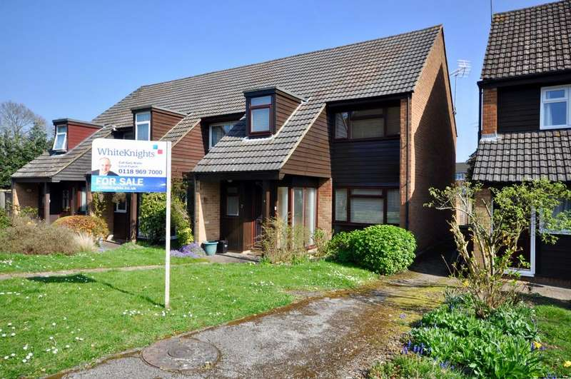 3 Bedrooms House for sale in Nuthatch Drive, Earley, Reading, RG6 5DP