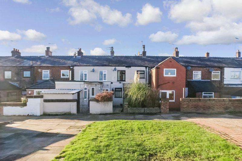 2 Bedrooms Terraced House for sale in William Street, Buglawton, Congleton