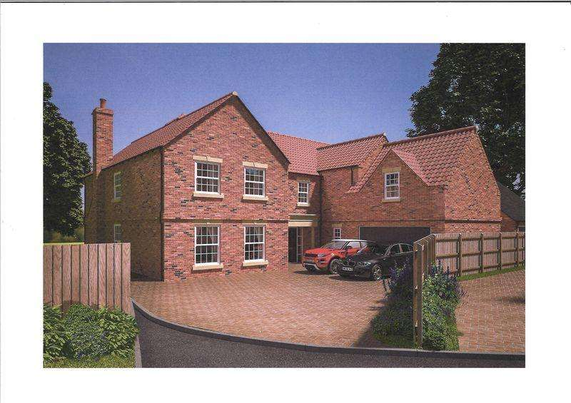 5 Bedrooms Detached House for sale in Ashgrove, Wragby Road, Sudbrooke, Lincoln