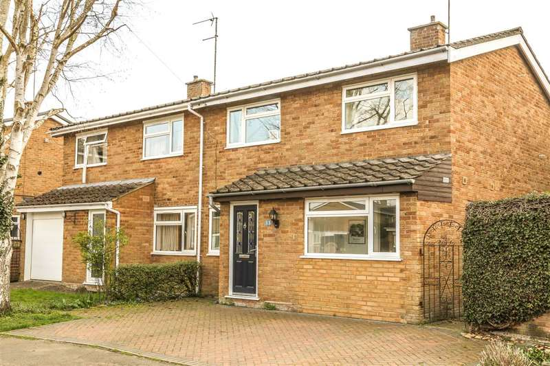 3 Bedrooms Semi Detached House for sale in The Pyghtle, Turvey
