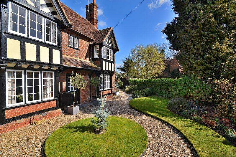 3 Bedrooms Semi Detached House for sale in WOW! Character Charm - Beautiful Gardens - STUNNING Location...