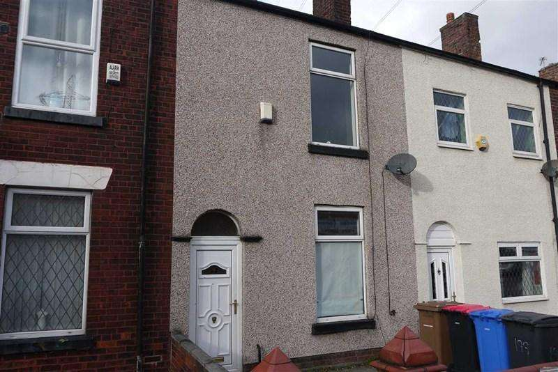 2 Bedrooms Terraced House for sale in Worsley Road North,Walkden