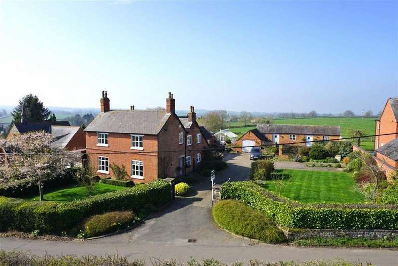 5 Bedrooms Unique Property for sale in Main Street, Hungarton, Leicester