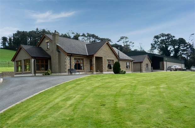 5 Bedrooms Detached House for sale in Newcastle Road, Ballynahinch, County Down