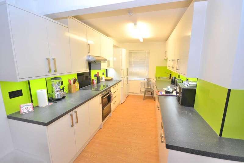 8 Bedrooms House for rent in Hillside Court, Allcroft Road, Reading, Berkshire, RG1 5DJ