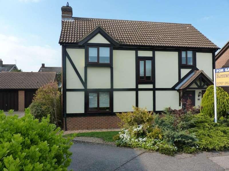 4 Bedrooms Detached House for sale in Brockwood Close, Gamlingay SG19