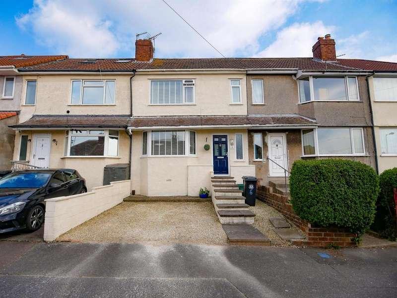 3 Bedrooms Terraced House for sale in Allison Avenue, Bristol, BS4 4PE