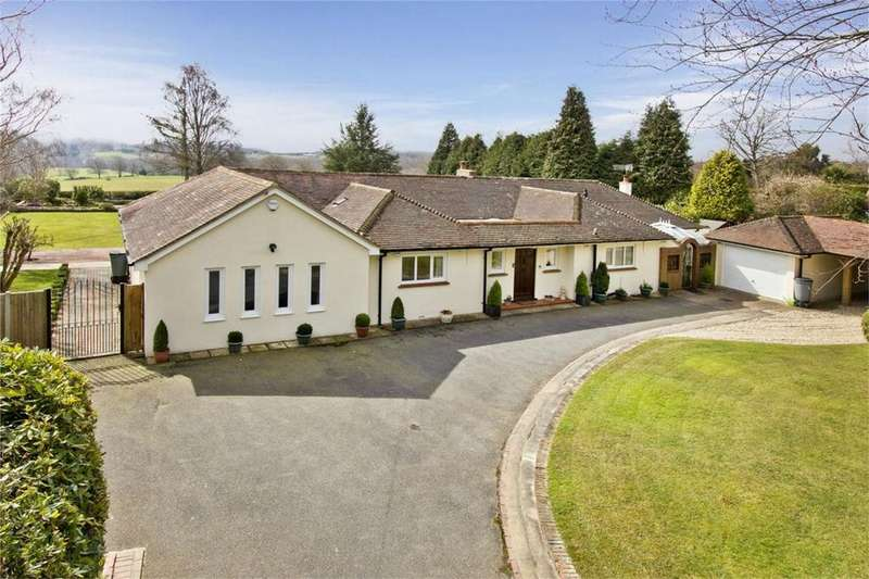 4 Bedrooms Detached Bungalow for sale in North Trade Road, Battle, East Sussex