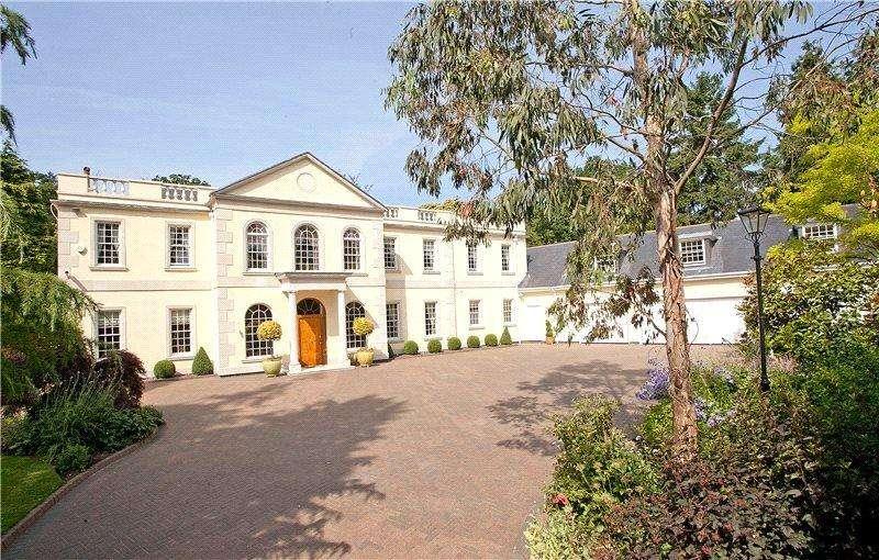8 Bedrooms Detached House for sale in Birds Hill Road, Oxshott, Surrey, KT22
