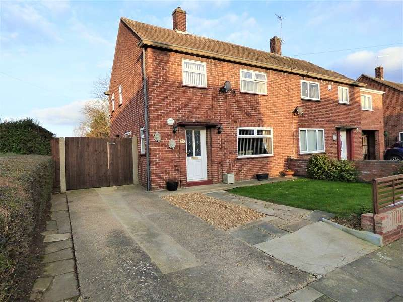 3 Bedrooms Semi Detached House for sale in Almond Road, Peterborough, Cambridgeshire. PE1 4LY