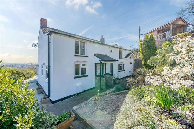 4 Bedrooms Detached House for sale in Primrose Hill, Lydney, Gloucestershire