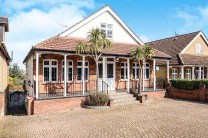 7 Bedrooms Bungalow for sale in Chigwell, Essex