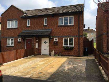 3 Bedrooms Semi Detached House for sale in Chessington Avenue, Whitchurch, Bristol, .