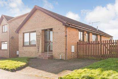 3 Bedrooms Bungalow for sale in Fernlea Avenue, Mauchline