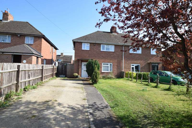 3 Bedrooms Semi Detached House for sale in Spring Lane, Watlington
