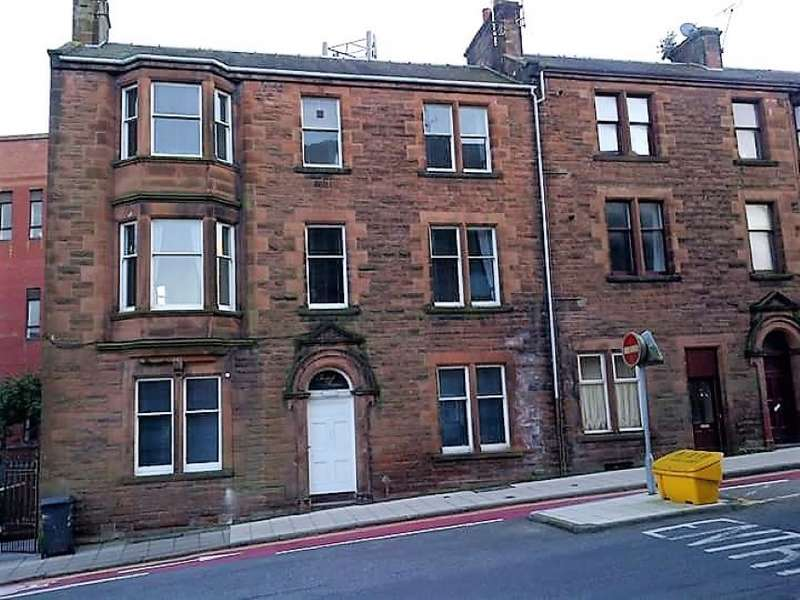 6 Bedrooms Town House for sale in Teviot House, 57 Newall Terrace, Dumfries