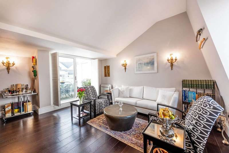 2 Bedrooms Flat for sale in Carlyle Court, Chelsea Harbour, Chelsea, SW10