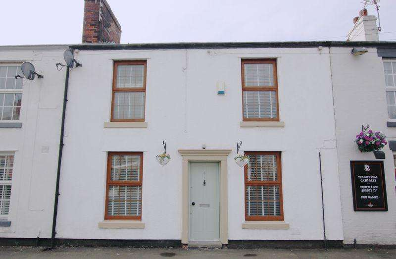 3 Bedrooms Cottage House for sale in Liverpool Old Road, Walmer Bridge