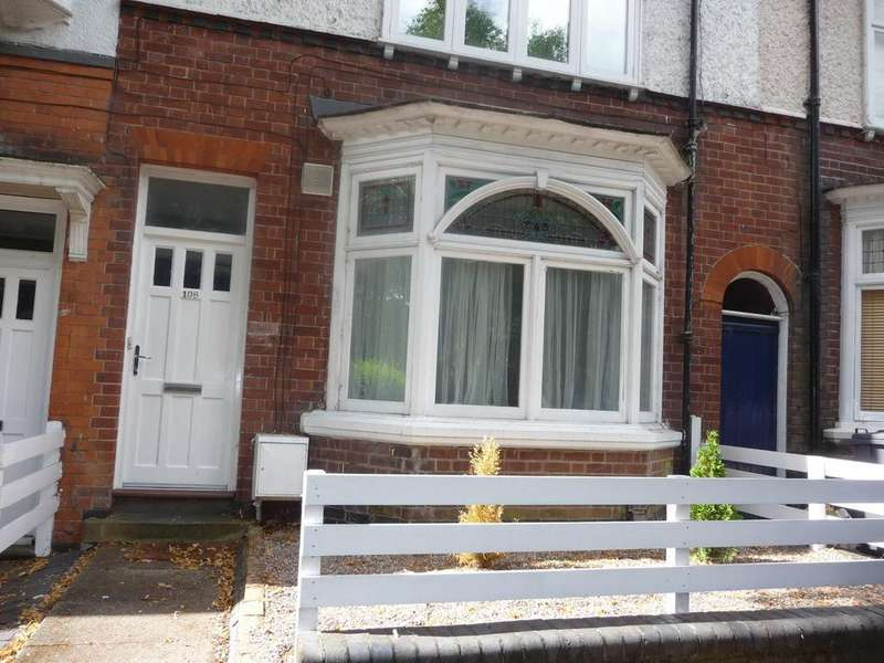 6 Bedrooms House for rent in Westcotes Drive, West End Villas, Leicester