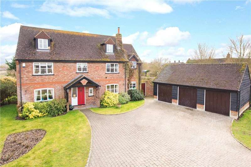 6 Bedrooms Detached House for sale in Mill Road, Slapton, Leighton Buzzard, Buckinghamshire