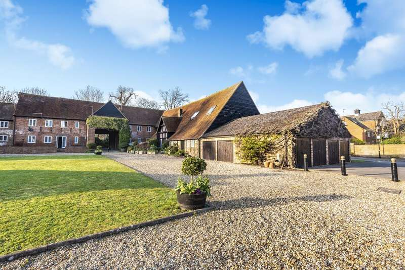 4 Bedrooms House for sale in The Brookmill, Reading, RG1