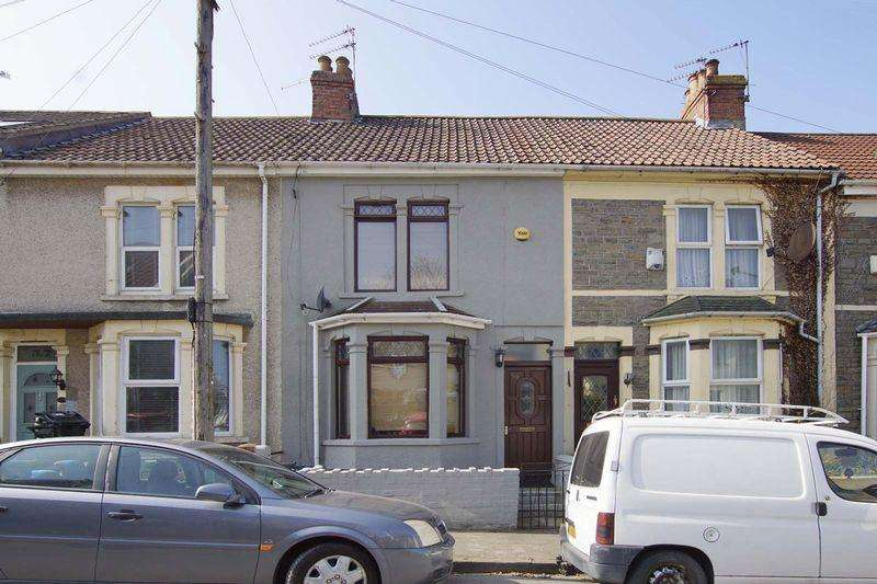 2 Bedrooms Terraced House for sale in Charlton Road, Bristol, BS15 1HA
