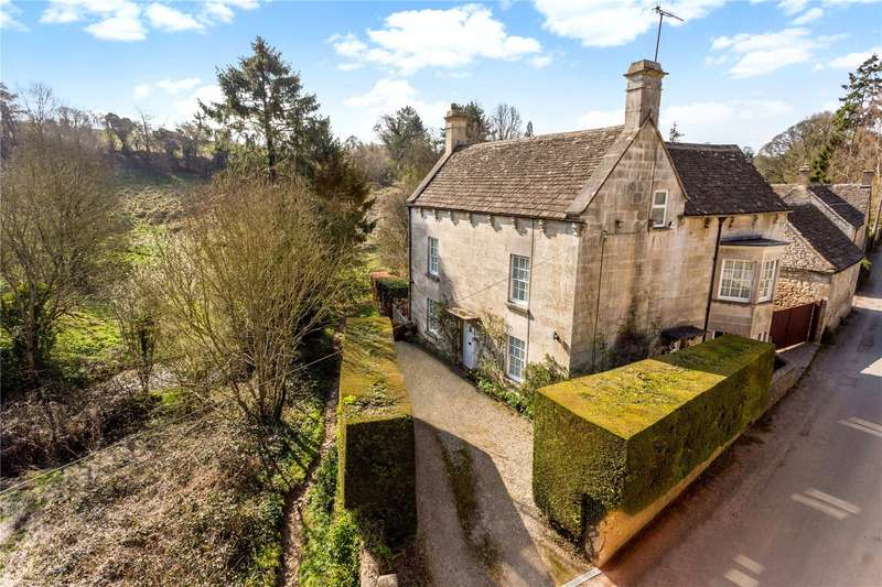 5 Bedrooms Detached House for sale in Nags Head Lane, Avening, Tetbury, GL8