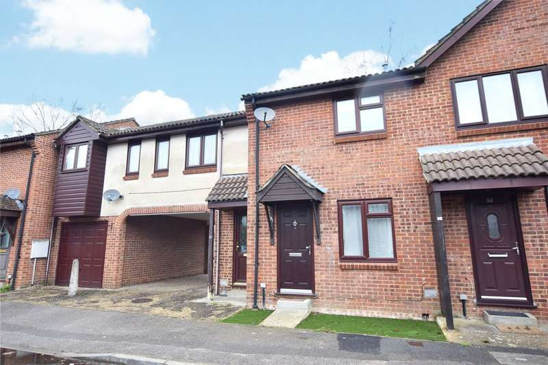 2 Bedrooms House for sale in Chisbury Close, Bracknell, Berkshire, RG12