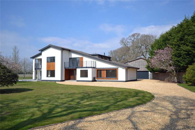 6 Bedrooms Equestrian Facility Character Property for sale in Sway Road, Pennington, Lymington, Hampshire, SO41