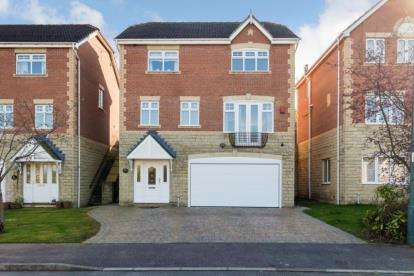 5 Bedrooms Detached House for sale in Moorthorpe Rise, Owlthorpe, Sheffield, South Yorkshire