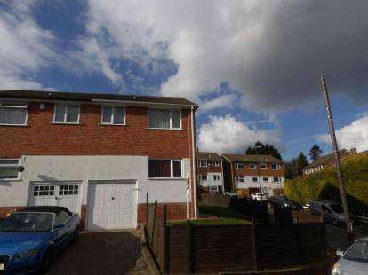 3 Bedrooms Semi Detached House for sale in Mays Avenue, Carlton, Nottingham, Nottinghamshire