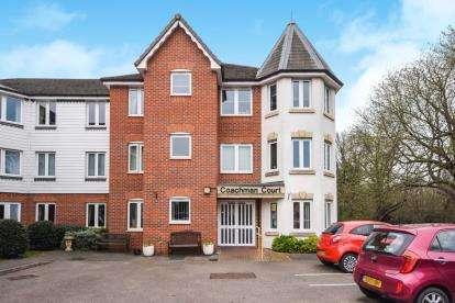 1 Bedroom Retirement Property for sale in 35 Ashingdon Road, Rochford, Essex