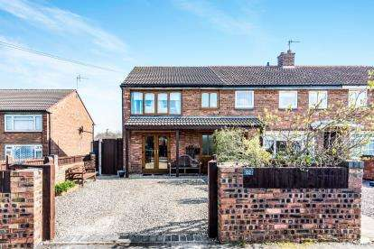 3 Bedrooms Semi Detached House for sale in Chadwick Crescent, Hill Ridware, Rugeley, Staffordshire