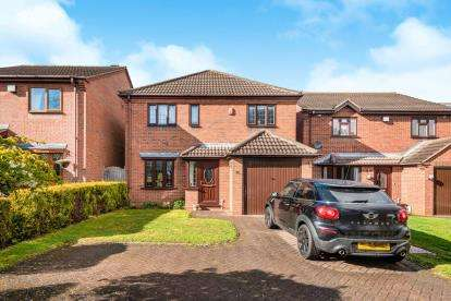 4 Bedrooms Detached House for sale in Norton Lane, Burntwood