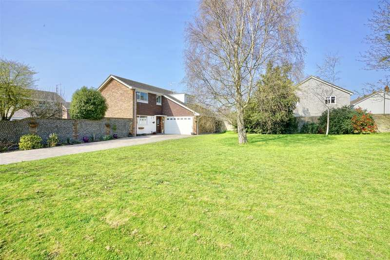 4 Bedrooms Detached House for sale in Elm Close, Shoreham-By-Sea