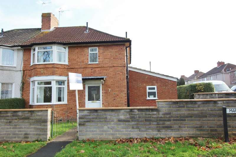 3 Bedrooms End Of Terrace House for sale in Market Square, Fishponds , Bristol, .