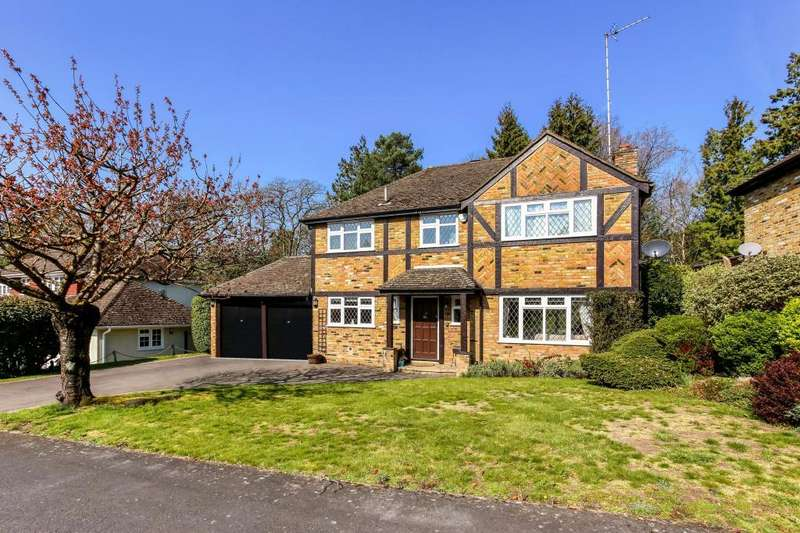 4 Bedrooms Detached House for sale in Murray Court, Sunninghill