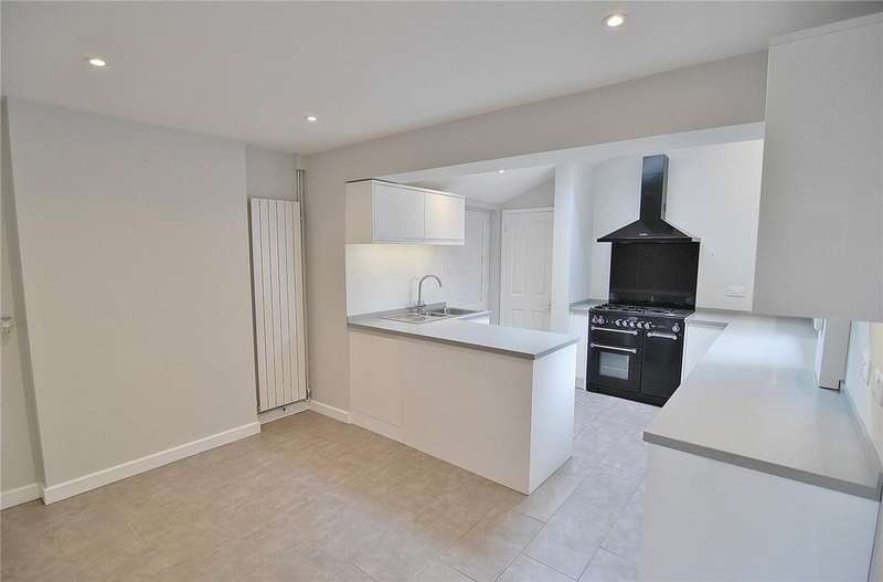 3 Bedrooms Semi Detached House for sale in Victoria Villas, Spillmans Pitch, Stroud, Gloucestershire, GL5