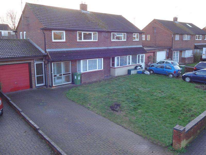 3 Bedrooms Semi Detached House for sale in Water Eaton Road, Bletchley