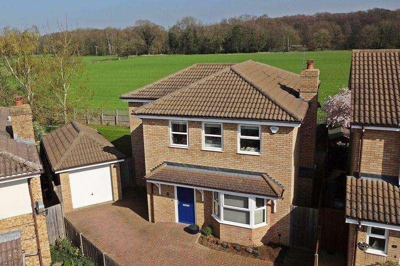 4 Bedrooms Detached House for sale in Moor Lane, Flitwick