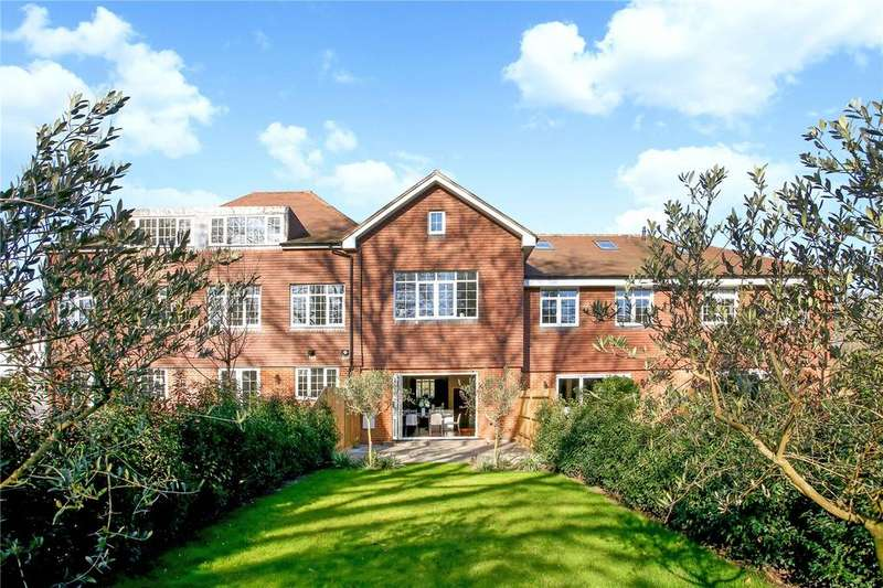 4 Bedrooms Unique Property for sale in Chobham Road, Ascot, Berkshire, SL5
