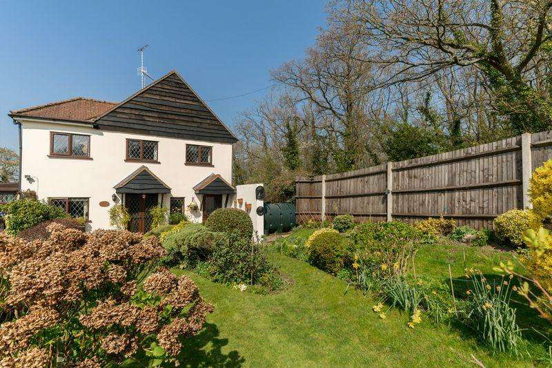 2 Bedrooms Semi Detached House for sale in Harefield Road, Rickmansworth, WD3