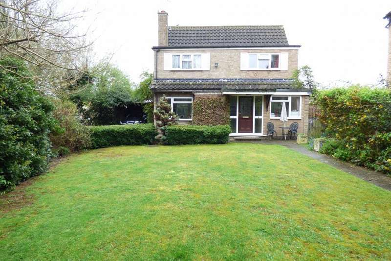 3 Bedrooms Detached House for sale in Wootton, Beds, MK43 9EB
