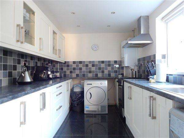 2 Bedrooms End Of Terrace House for sale in Cromwell Street, Abertillery, NP13 1QG