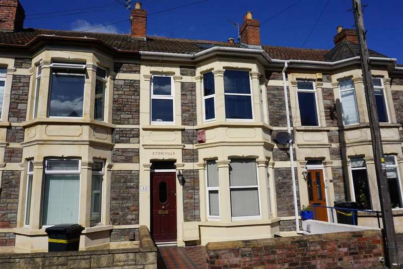 4 Bedrooms Terraced House for sale in Langton Court Road, St. Annes, Bristol