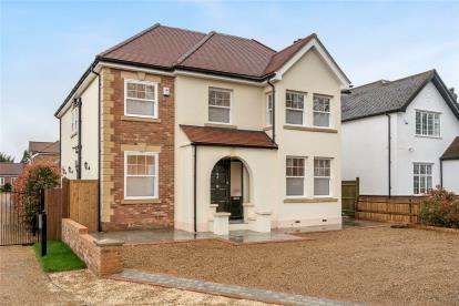 6 Bedrooms Detached House for sale in Crofton Lane, Orpington