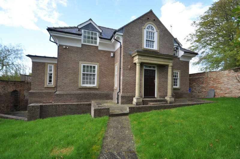 5 Bedrooms Detached House for sale in Beech Hill Kidd Lane, Brough, HU15