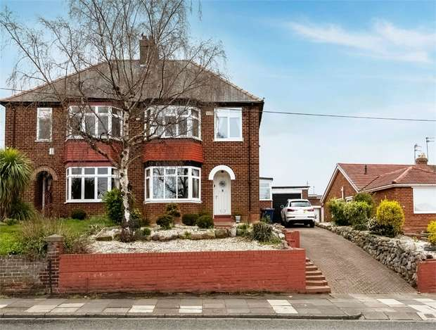 3 Bedrooms Semi Detached House for sale in Church Lane, Eston, Middlesbrough, North Yorkshire