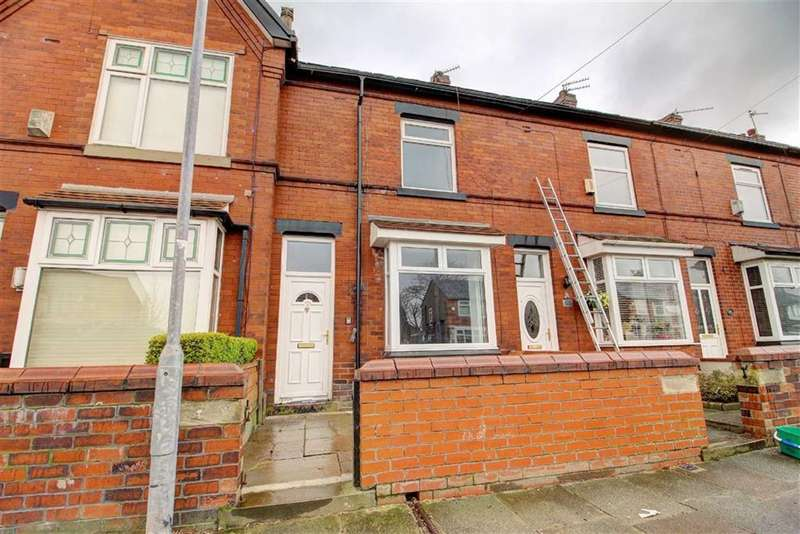2 Bedrooms Terraced House for sale in Kildare Street, Farnworth, Bolton