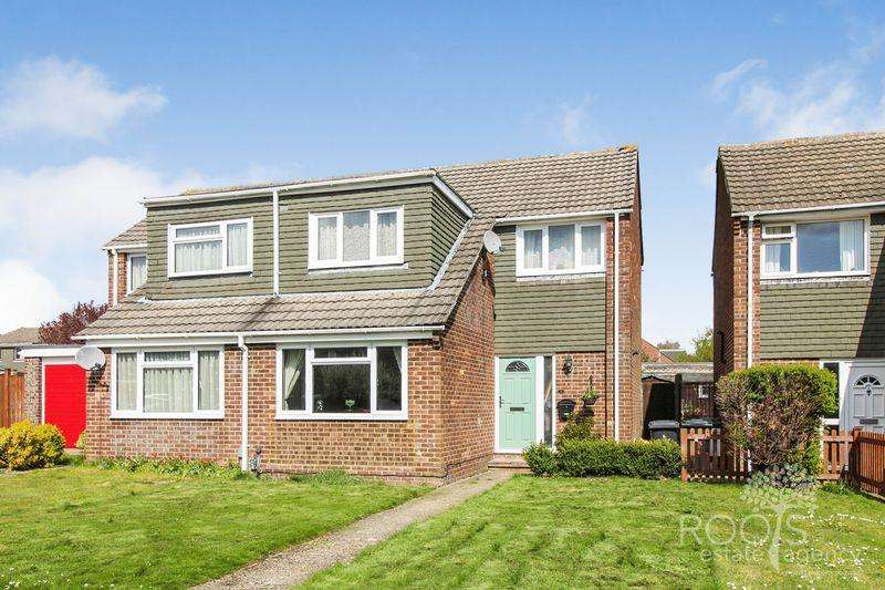 3 Bedrooms Semi Detached House for sale in Newbolt Close, Thatcham